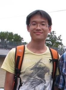 picture of Kung Chung (Eddie) Yee for the smithlab